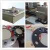Gasket sample maker cutting machine