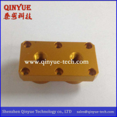 Precision CNC Aluminum Machining Part