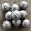 High Chrome Low Price Cast Grinding Steel Balls For Mining and Ball Mill Grinding