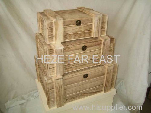 wooden jewelry cases /wooden jewelery boxes /wooden gift box
