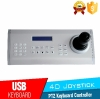 High Quality USB CCTV Keyboard Controller 4D Joystick Remote Control Security CCTV Speed Dome PTZ Camera NVR DVR IP