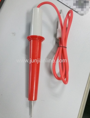 Factory direct sale high quality red instrument connections