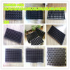 PS material black seed nursery trays / plant trays / forest tray