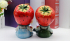 high quality fake fruit resin sculpture