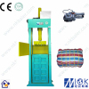 hydraulic baler machine for used press clothes