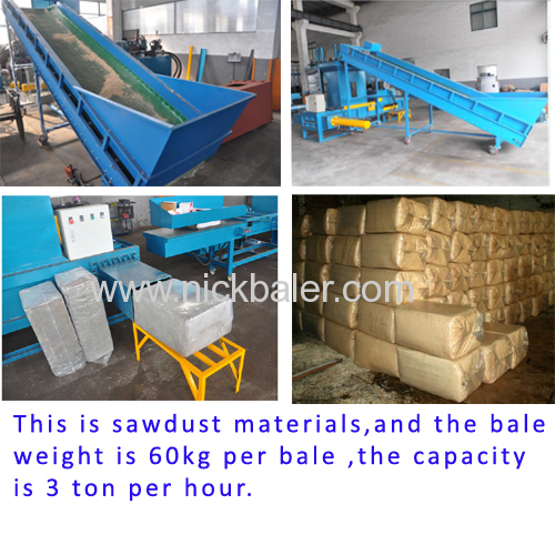 3 ton Per hour Rice Husk Bagging Machine