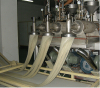 Rice processing machine rice machine