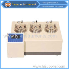 Gas Permeability Tester For Plastic