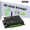 Weather SMS alarm controller
