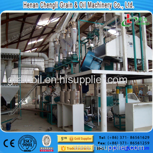 Maize Mill Machine for african