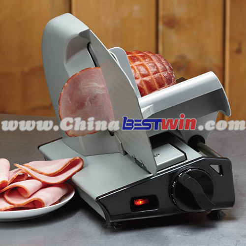 8.7inch Stainless Steel Electric Food Slicer Home Meat Slicer