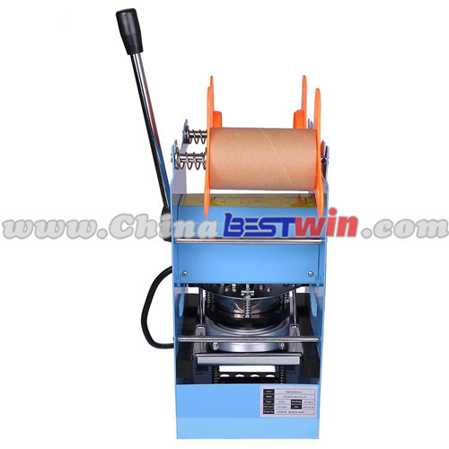 Electric Semi-automatic Tea Cup Sealer Commercial Sealing Machine