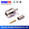 RF Straight Brass Connector N Female Connector