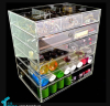 Acrylic Plastic Clear Drawer 6 Drawer Acrylic Makeup Cosmetic Organizer