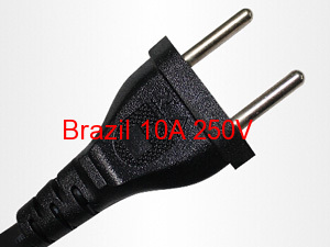 High quality Italy power plug wire