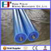 High Wear Resistance HDPE Rollers For Material Handling Equipments