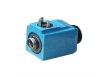 Wet hydraulic valve solenoid coil solenoid directional valve of VICKERS