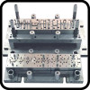 metal stamped PCB terminals Mould
