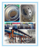 truck and trailer wheel rims for semi trialer or truck