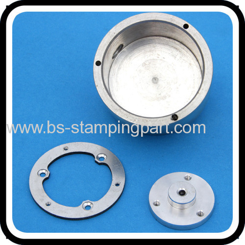 custom cnc lathe machine made precision stamping parts