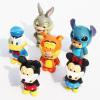 custom made pvc figure toy Cartoon Toy Model Toy Style action figures