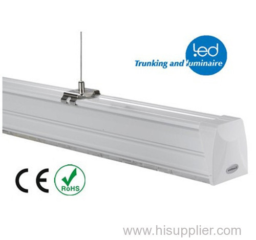 Innovative product 40w led linear office lighting