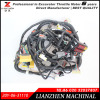 Excavator old series inner cabin main wiring harness 20Y-06-31110