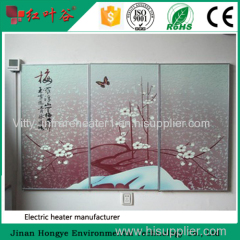 electrical high quality carbon crystal heating element infrared heater