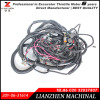 Excavator new series outer cabin wiring harness 20Y-06-31614