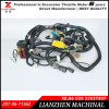 Excavator new series inner cabin wiring harness 207-06-71562