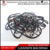 Excavator new series outer cabin wiring harness 207-06-71114