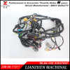 Excavator new series inner cabin wiring harness 208-06-71511