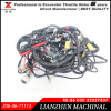 Excavator new series outer cabin wiring harness 208-06-71113
