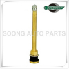 TR573 Brass Tubeless Truck and Bus Tire Valves