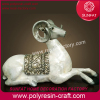 Wedding gift resin deer statue crafts Animal figurine Deer accessories for home decor arts & crafts