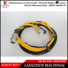 Excavator engine fuel injector wiring harness 6156-81-9211