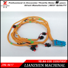 Excavator engine wiring harness 296-4617