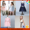2015Latest dress designs kid dress for summer child dress of frock design for baby girl wholesale lace ruffle flower gir