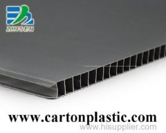 Black ESD Corrugated Plastic Sheet