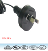 SAA Standard PVC wire cable Insulated Ac Power Cord