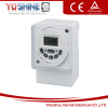 YX190 LCD display daily and weekly programmable timer