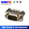 9Pin Plug Male D SUB Connector