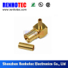 Coaxial SMB connectors crimp plug female pin connector for rg316 cable