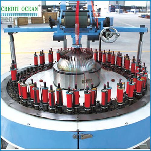 Credit Ocean computerized circular lace making machines