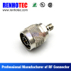 Promotional Adaptor N male connector for sma female