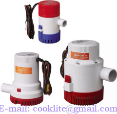 Electric Bilge Pump / DC Submersible Pump / DC Drainage Pump
