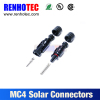 high performance MC4 solar cable connector
