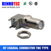 Made in China 90 Degree TNC Female Crimp Electrical Magnetic Tube TNC Connectors