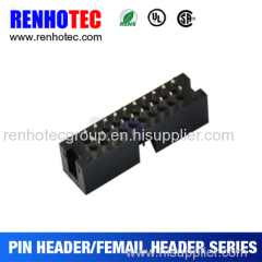 SMD pin header 2.0mm pitch header pin connector