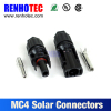 tuv solar connector for pv cable 2.5mm2 4mm2 6mm2